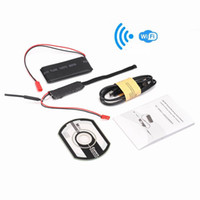 Wholesale Quality Hd - High quality Wifi wireless IP Camera HD 720P DIY Module Hidden Security Mini DV For Android iOS Long time working Digital Camcorder