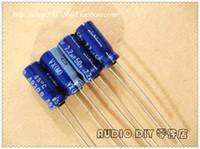 Wholesale Nichicon Electrolytic - 30PCS Nichicon VX 2.2uF 50V electrolytic capacitor (Japan origl packaging) free shipping