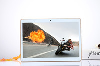 Wholesale Super Slim Tablet Pc - 10Inch Tablet PC Android 5.1 MTK IPS HD Octa Core 3G Tablet Phone 32G ROM 2G RAM SUPER slim 8mm Bluetooth GPS Dual sim card