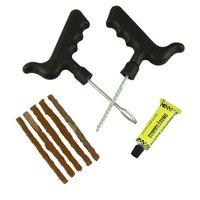pinchazo de neumático sin cámara al por mayor-Al por mayor-Precio de fábrica del coche de la bici Auto Tubeless Tire Tire Plug Repair Tool Tool Safety 5 Strip AM1O582 51031 P14