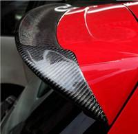 Wholesale Golf Gti Carbon - FOR CARBON FIBER VOLKSWAGEN 10-13 VW Golf VI MK6 R20 GTI REAR WING TRUNK SPOILER