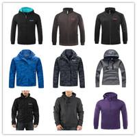 Wholesale Brand Bench - free 12 styles bench jacket man top quality hoodies BBQ sweatshirts jackets brand coat original
