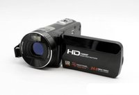 Wholesale Digital Pen Camcorder - 2015 New HD 1080P Camcorders 3.0 inches LCD Digital Video Camera & 16X Digital Zoom & 5MP CMOS Sensor & Max 24 mega pixels