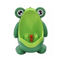 Wholesale Urinal Boy - Frog Children Potty Toilet Training Kids Urinal For Boys Pee Trainer Portable Wall-hung Type
