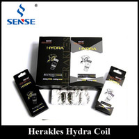 Wholesale Head Stock - Original Sense Herakles Hydra Coil Replacement Temperature Ni200 Coil 0.2ohm Regular 1.8ohm Atomizer Head In Stock