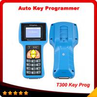 programador de código de auto clave al por mayor-2016 actualizado más nuevo T300 Key Programmer V14.2 T-Code para Multi-Brand Vehicles T-300 Automan Programmer Key envío gratis