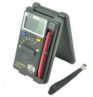 Wholesale Victor Vc921 Pocket Digital Multimeter - VICTOR VC921 DMM Mini Integrated Handheld Pocket Digital Multimeter Frequency Capacitance