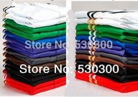 Wholesale Athletic Jacket Pants - Wholesale-New Fashion Women's Men's Sports Suit, Sportswear Athletic Clothing Sets Jackets +Pants free shipping