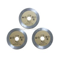 Wholesale Diamond Blade Saw For Granite - 3PC 54.8x11.1mm Rotorazer Diamond Saw Blade for Granite Cutting Free Shipping