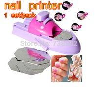 Wholesale digital nail art printer buy cheap digital nail art wholesale big discount nail polish nail printer digital nial printer nial art machine free shipping 6 pcs pattern template kit prinsesfo Choice Image