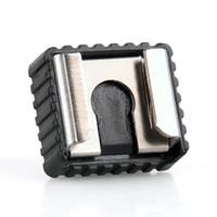 estudios de trípode al por mayor-Al por mayor-Venta al por mayor nuevo Metal Flash SC-6 Adaptador de montaje de zapato caliente a hilo 1/4 para Studio Light Stand Trípode