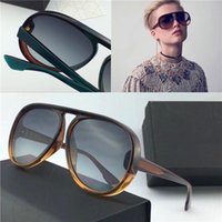 Wholesale material silver - New sell fashion designer sunglasses pilot frame features board material popular simple generous style top quality uv400 protection eyewear