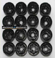 Wholesale New Beetle Caps - VW ALLOY WHEEL NUT BOLT COVERS CAPS Volkswagen Engraved 17mm NEW For Golf MK4, Bora, Passat, Beetle, Lupo, Polo,Aud1