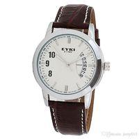Wholesale Overfly Brand Watch - EYKI OVERFLY 2016 New Men Watch Top Brand Luxury Analog Date Quartz Watch Casual Watch Men Wristwatch relogio masculino