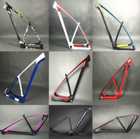 Wholesale Carbon Bike Frame Mtb 29 - EPIC Enduro Carbon mtb frame 27.5 29 ER carbon fiber frame BB30 BSA carbon bicycle frame free headset UD matte15 17 19 inch 1150g