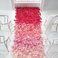 Wholesale Order Confetti - Free Shipping 100Pcs Cherry Blossom Flower Petal Leave Table Party Wedding Confetti Decoration order<$18no track