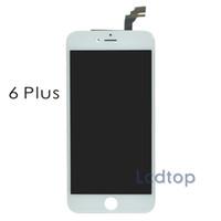 pièces iphone6 achat en gros de-Pour iPhone6 Plus LCD haute qualité sans pixels morts, écran tactile avec numériseur, cadre avec petites pièces, assemblage complet, pièces de rechange