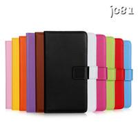 Wholesale Girl Iphone 4s Wallet - Luxury Girl Women Vintage Wallet Genuine Leather Case for IphoneX 4s 5 5c 6 6s Plus 8 7Plus