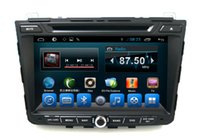 Wholesale Tv Radio Transmitter Receiver - 2-DIN CD Receiver Hyundai IX25 2014 2015 Car Dvd Players Radio Bluetooth Wifi TV 3G Touchscreen