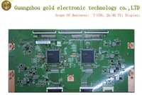 pantallas de samsung usadas al por mayor-Tablero lógico AUO original T550QVN02.1 Tablero T-CON 55T17-C0D Tablero CTRL Partes de TV plana Partes de LCD LED TV