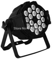 Wholesale 192 Channel Dmx Controller - Wholesale-192 channels DMX controller + 6pcs lot flightcase pack 18*15W LED Par Light,RGBWA 5in1 Color PAR Can LED Dj Wash Light,dj,party