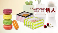 Wholesale baby shower packages for sale - Group buy food packaging box snack box Cake Party baby shower Bakery box west point cake box mousse Cake Boxes