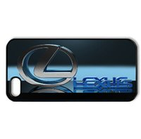 Wholesale Galaxy S3 Cell Phone Cases - Luxury lexus car cell phone case for iPhone 4s 5s 5c 6 6s Plus ipod touch 4 5 6 Samsung Galaxy s2 s3 s4 s5 mini s6 edge plus Note 2 3 4 5