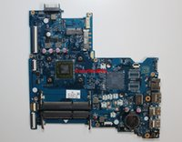 Wholesale Motherboards For Hp - for HP Notebook 15-B Series 854965-601 UMA A6-7310 BDL51 LA-D711P REV:3.0 Motherboard Mainboard Working perfect