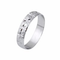 Wholesale Cheap Bijoux Wholesale - Wholesale- G009 New Men Anillo Girl Bijoux Silver Plated Flower Finger Ring For Women Finger Wedding Engagement Jewelry Accessories Cheap