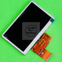 "Wholesale Display Tft Mp4 - hot sell 4.3""inch 480x272 Dots TFT Color LCD Display Module Optional Touch Screen Panel for MP4,GPS,PSP,Car.MCU,PIC,AVR, ARDUINO,ARM free sh"
