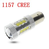 1x S25 1157 80W BAY15D Cree XBD Ampoule LED P21 / 5W Car Reverse Backup Feu de freinage Light Light