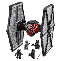 Star Wars The Force Awakens First Order Special Forces Model Building Kits TIE Fighter premiers blocs ordonner Bricks Jouets cadeaux