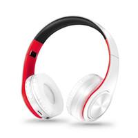 iphone kulaklıklar hd toptan satış-Marka Kulaklık kulaklıklar Bluetooth Kablosuz DJ HD GÜL ALTıN 3.0 Kulaklıklar SO3 kablosuz En kaliteli damla nakliye