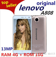 Wholesale lenovo k900 for sale - spot Original A808 lenovo MTK6592 Octa Core G RAM G ROM G WCDMA GPS quot IPS Android smart mobile Phone