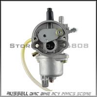 Wholesale 49cc Mini Pocket Quad - 49cc Carburetor for 2 stroke Mini Pocket Bike Dirt pit bike ATV Quad