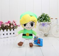 Legenda de Zelda 10pcs Global Holdings Zelda Plush 7