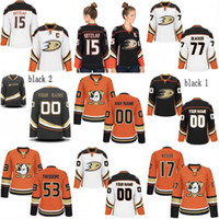 3ce62c127 Lady 1 Reto Berra 36 John Gibson 45 Sami Vatanen 30 Ryan Miller Anaheim  Ducks Women Custom Hockey Jerseys Cheap. 19% Off