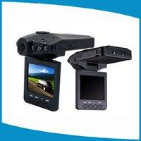 Wholesale Video Camera Head Hd - Promotions Plane Head Car DVR 2.5Inch Mini HD Car Camera Night Vision G-Sensor Vehicle DVR Video Recorder Black Box For Car