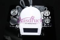 equipo de la máquina de adelgazamiento para la venta al por mayor-El precio más bajo 5 sondas liposucción ultrasónica 40K cavitación vacío rf equipo pérdida de peso cuerpo que adelgaza la máquina para la venta