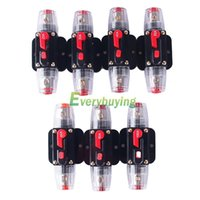 Wholesale A DC V V Car Auto Circuit Breaker Fuse Reset Inverter
