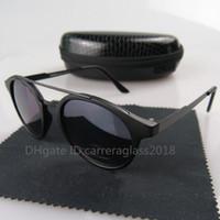 Wholesale C Eyewear - Aviator Men Women Retro Sunglasses Brand Designer Classic Luxury Sunglasses Unisex Man Driving Sunglasses Fashion UV400 Matte Eyewear C-32