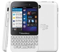 Wholesale Cellphone Q5 - Refurbished Original Blackberry Q5 US EU Unlocked Phone 2G RAM 8G ROM 5.0MP Camera Dual Core 4G LTE QWERTY Keyboard