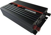 inversor de onda sinusoidal pura de 24vdc al por mayor-Envío gratis 24VDC a 240VAC 50HZ Socket australiano 1500 W Inversor de onda sinusoidal pura