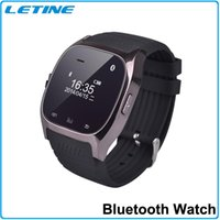Wholesale Iphone Watches For Men - 2016 Bluetooth Smart Watches M26 for iPhone 6 6S Samsung S5 S4 Note 3 HTC Android Phone Smartwatch for Men Women Factory Price