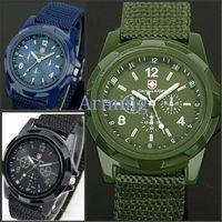 Wholesale Trendy Digital Wrist Watches - GEMIUS ARMY watch Luxury Analog new fashion TRENDY SPORT MILITARY STYLE WRIST WATCH SWISS ARMY quartz watches DHL free shipping