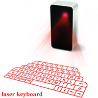 Wholesale Mini Mouse Speaker - Portable Wireless Bluetooth Virtual Laser Projection Keyboards mini speaker Mouse Combo for iPad iPhone Voice Broadcast