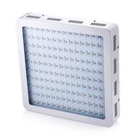 bandas de flor venda por atacado-Atacado-Platinum Poderoso 900W LED Grow Light Painel Full Spectrum 10 Band Kit with150x6W Cree Chip Para Estufa Planta Veg Crescer / Bloom