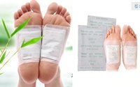 Wholesale Detox Foot Care - Cleansing Detox Foot Pads Patch Detoxify Toxins Keeping Fit Health Care with Adhesive Foot Cares Supply gift drop shipping