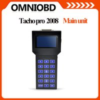 Wholesale Tacho Pro For Sell - Hot Selling ! Universal Tacho Pro Plus V2008 July Version Main Unit Unlock Version Free Shipping Tacho Pro 2008 Main Unit Free Shipping