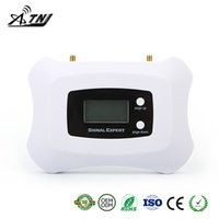 Wholesale Mobile Cell Phone Repeater - ATNJ Hot Selling Mobile Signal Booster DCS 1800MHz Cell Phone Repeater Amplifier